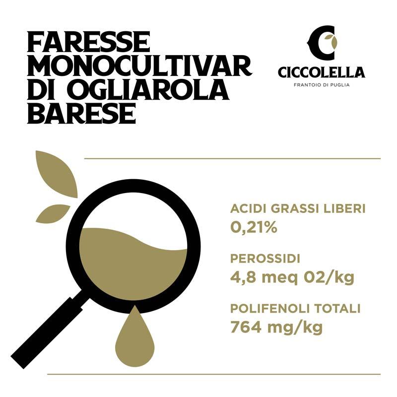 Analisi olio Faresse