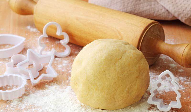 Pasta frolla con olio di oliva